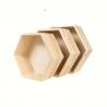 Półka heksagon - 3 w 1
